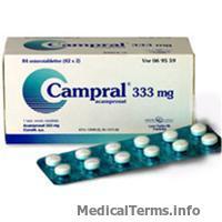 Acamprosate - dosage, side effects, reviews